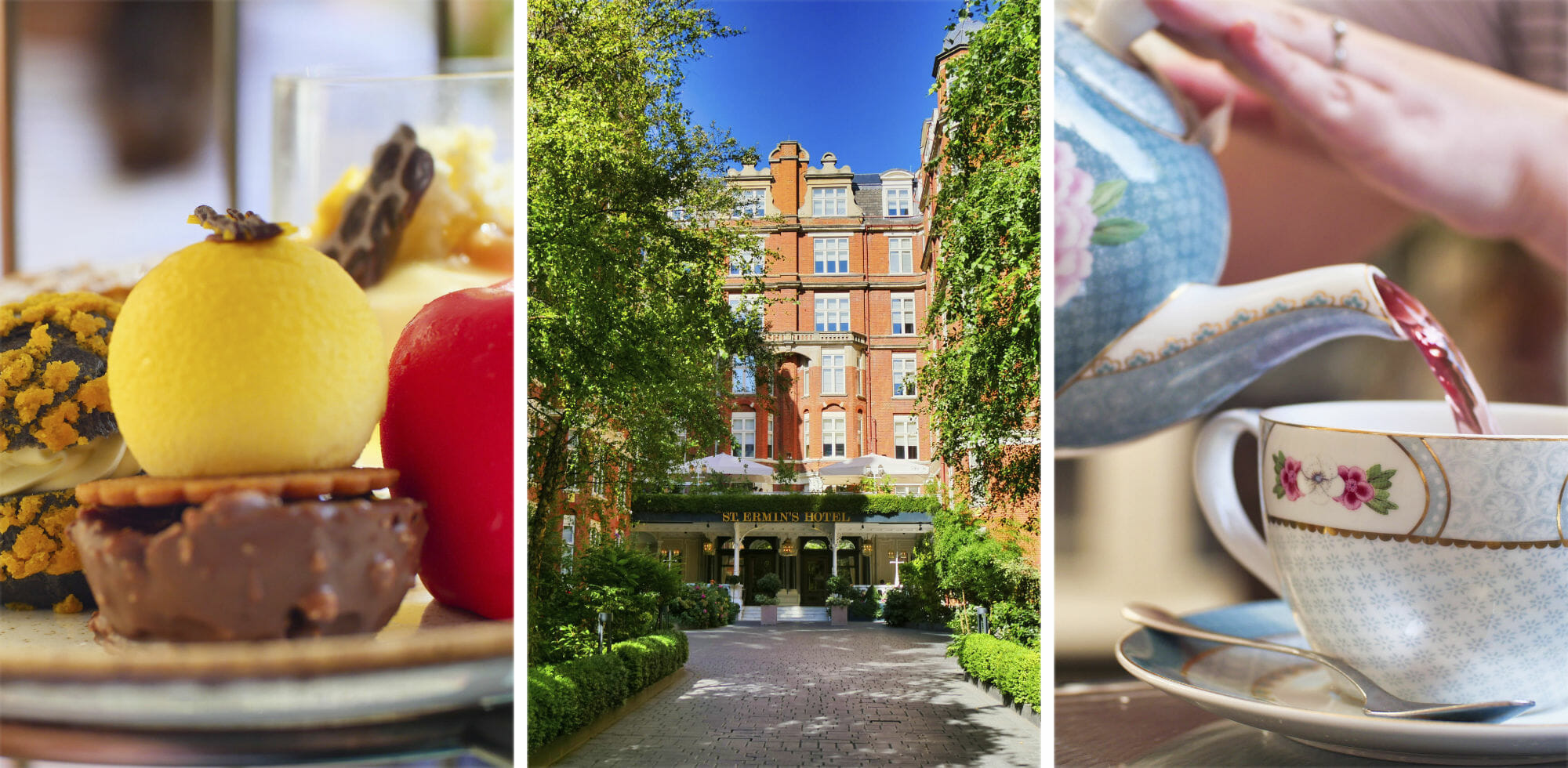 St Ermins Hotel Afternoon Tea Review