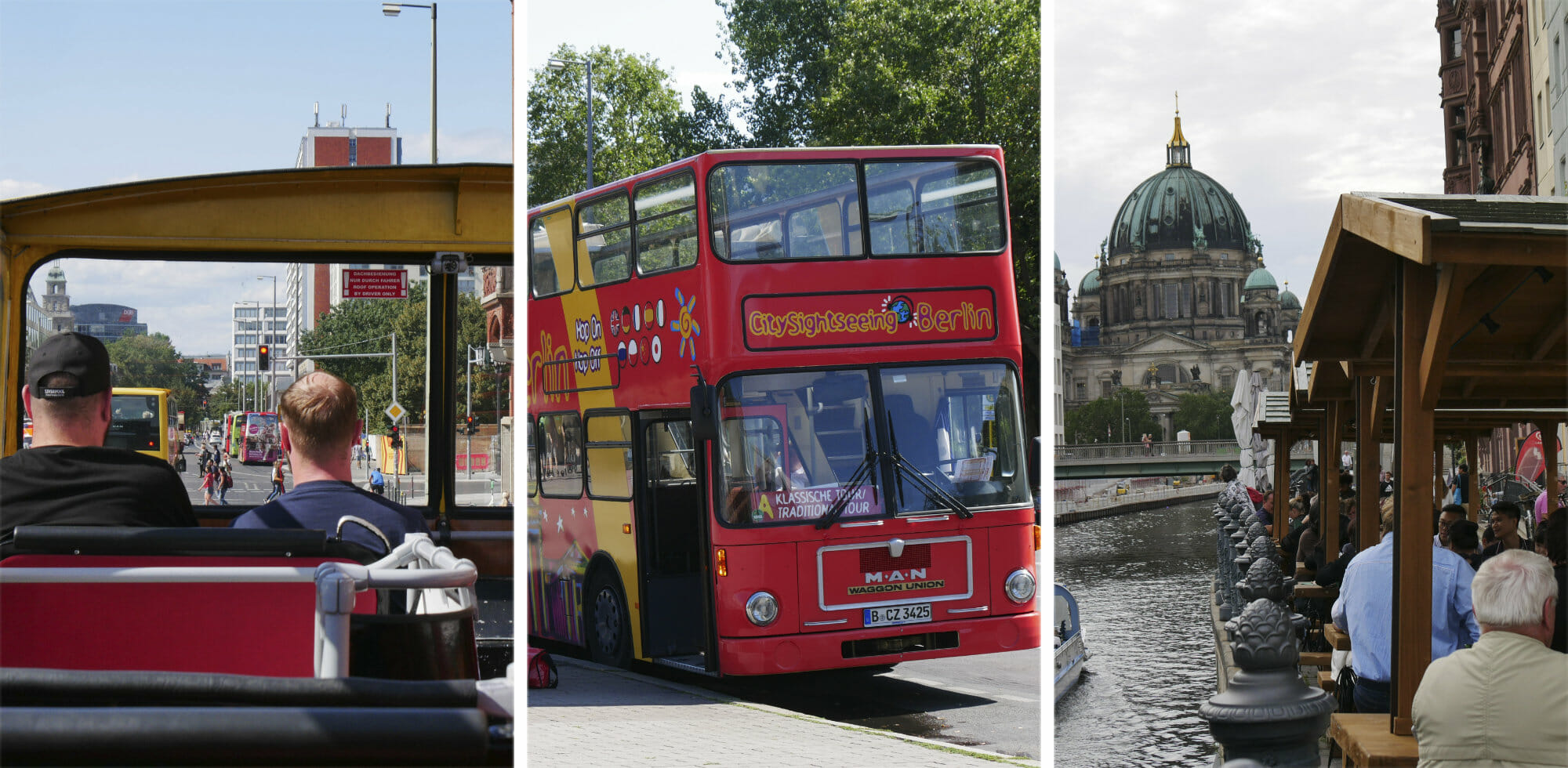 CitySightseeing Berlin Hop-On Hop-Off Bus Tour Review