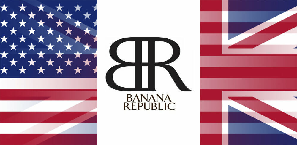 Is there a Banana Republic in London or the UK