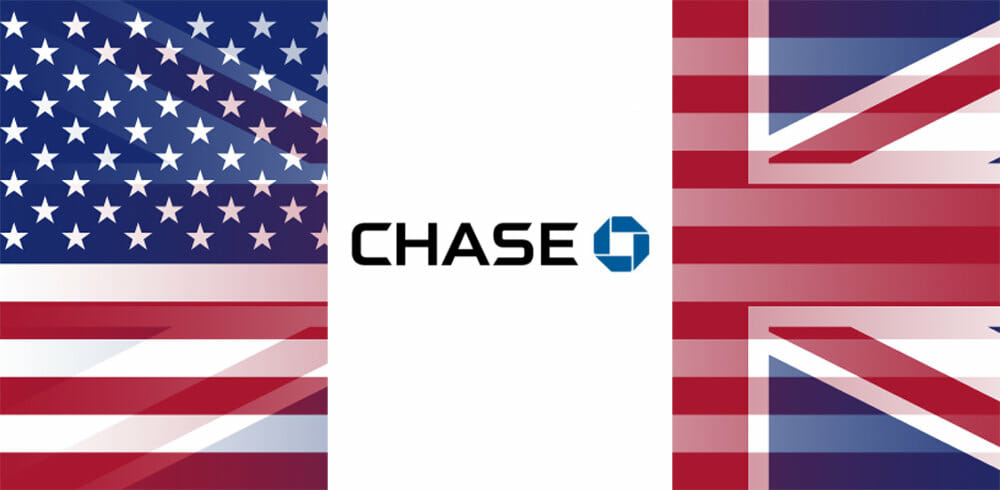 Is there a Chase Bank in the UK or London