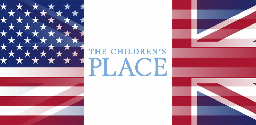 Is there a The Children's Place in the UK or London