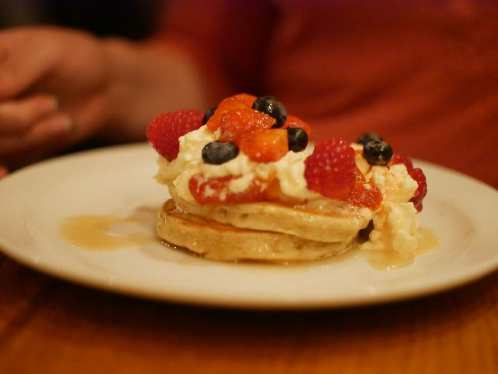 The Breakfast Club London Bridge Pancakes