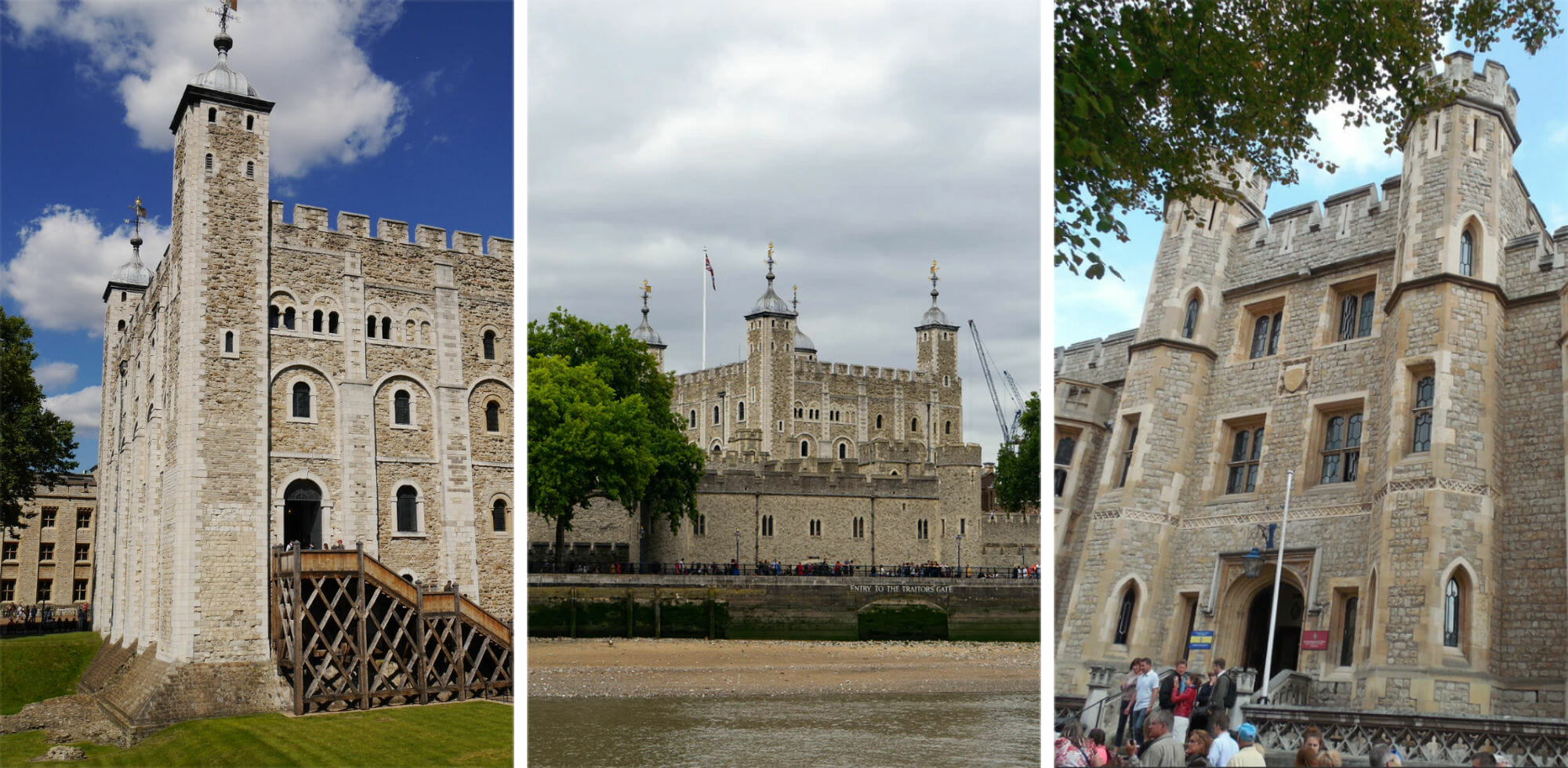 Tower of London exterior