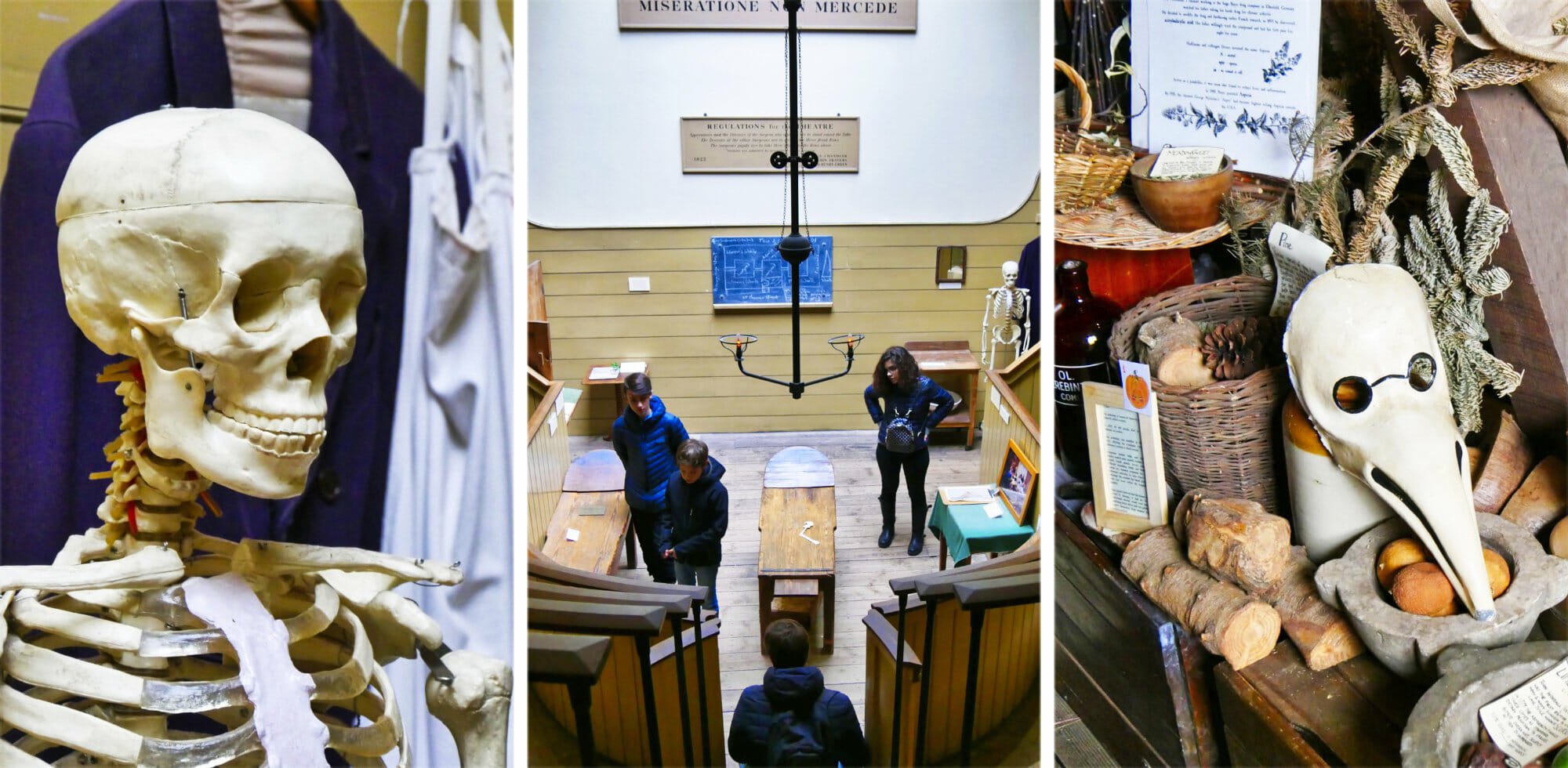 The Old Operating Theatre Museum in London Review