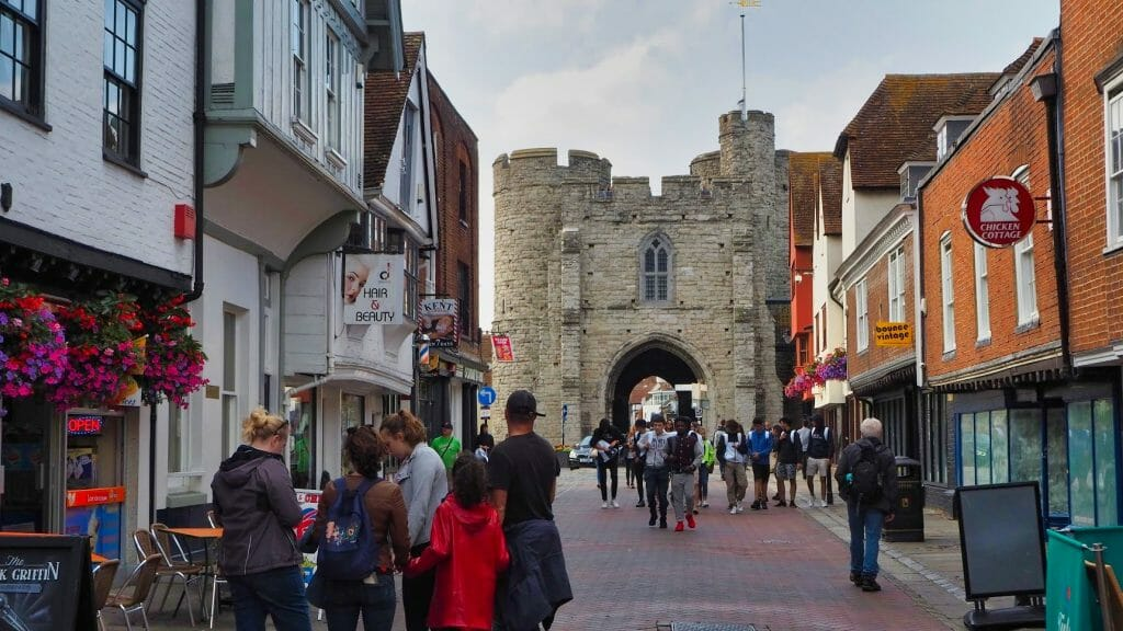 Medieval Gates things to do in Canterbury