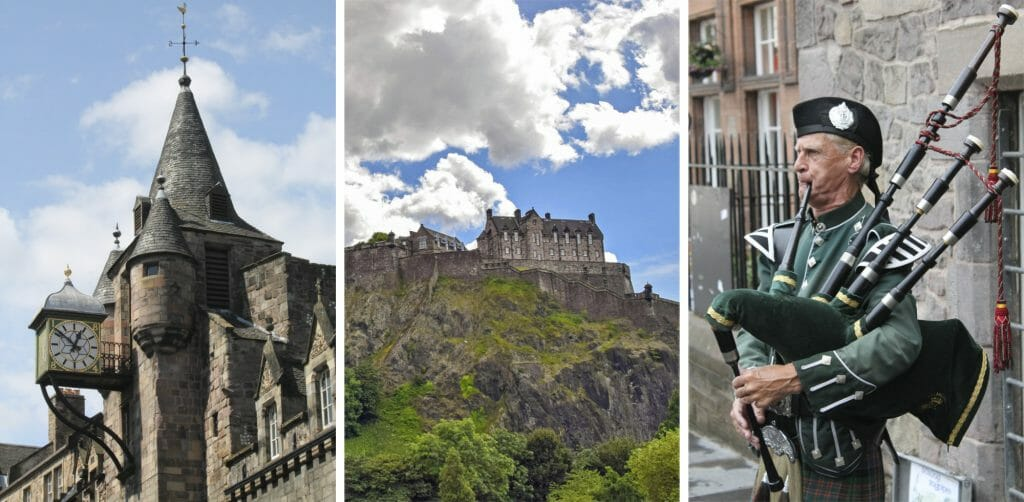 How to Get from London to Edinburgh