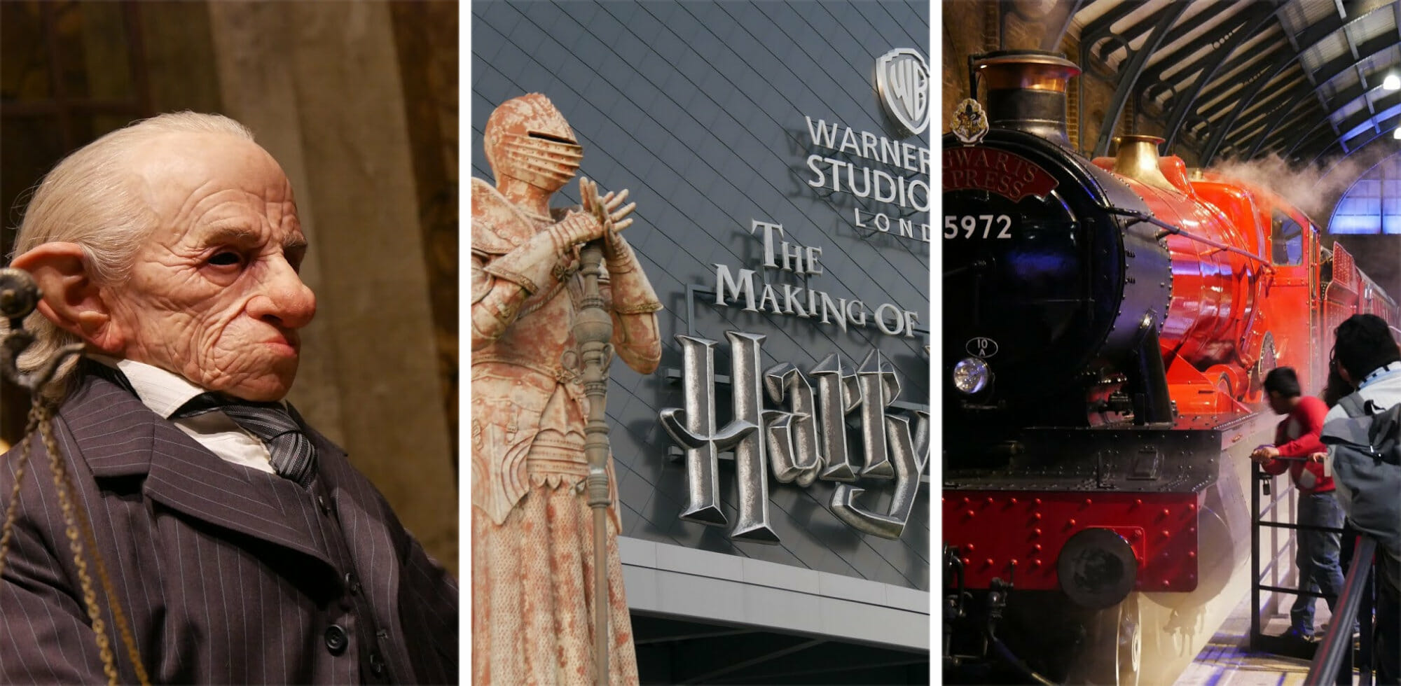 How to Get from London to the Warner Brother's Harry Potter Studio Tour