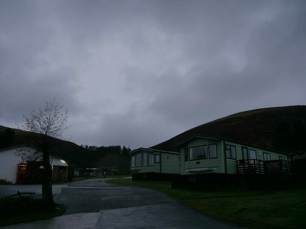 A holiday home at The Quiet Site Lake District