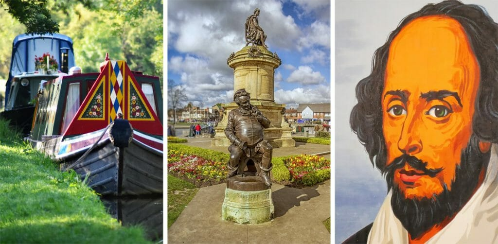How to Get from London to Stratford-upon-Avon