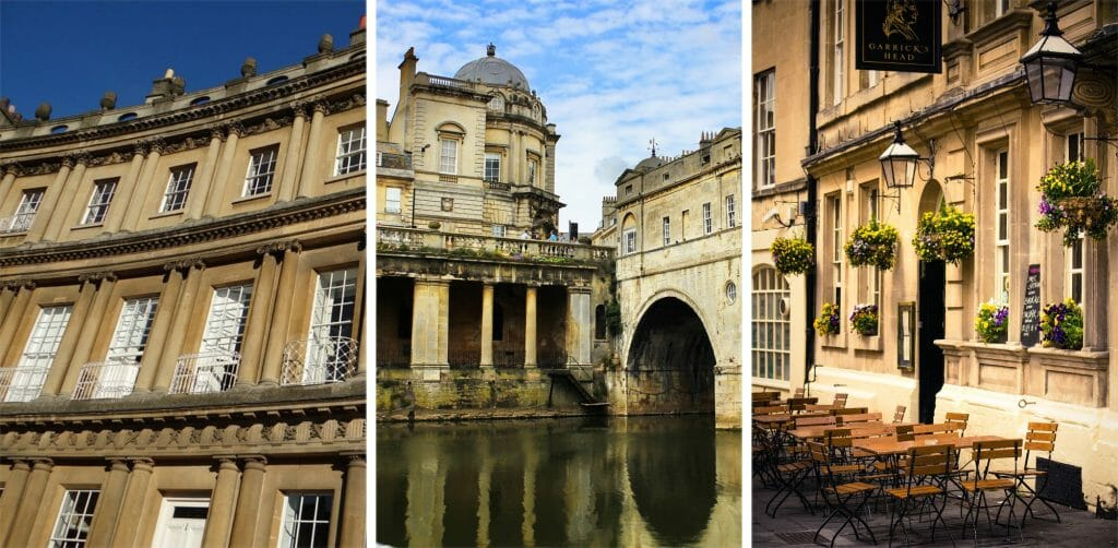 How to Get to Bath from London