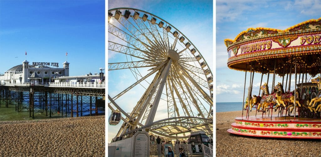 How to Get to Brighton from London