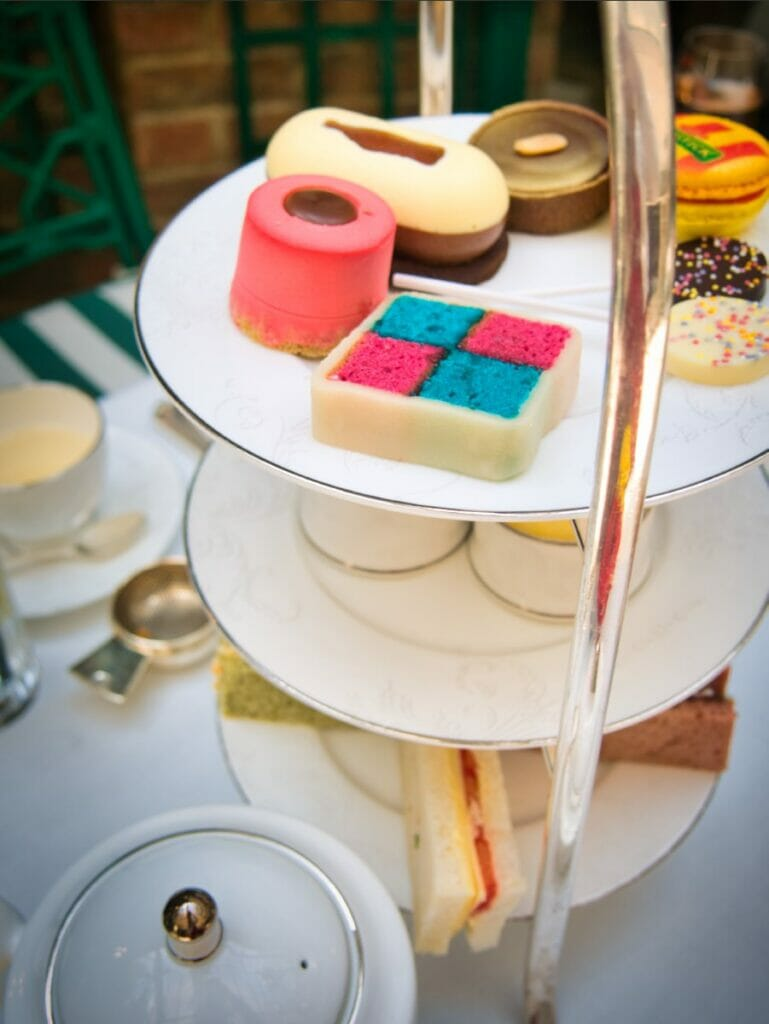 Chesterfield Mayfair afternoon tea review