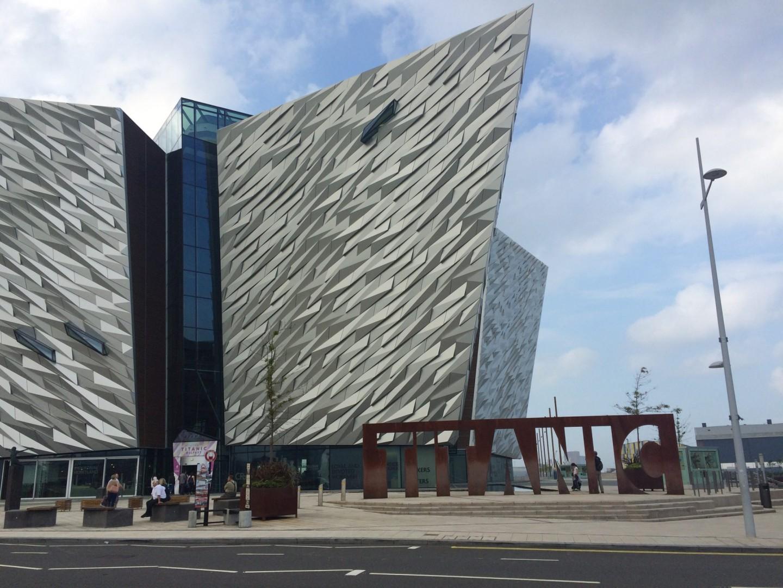 Titantic Belfast