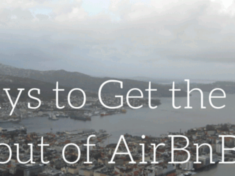 7 Ways to Get the Most out of AirBnB final