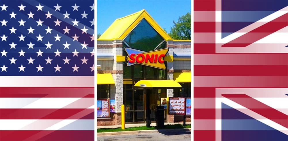 Is There a Sonic in The UK