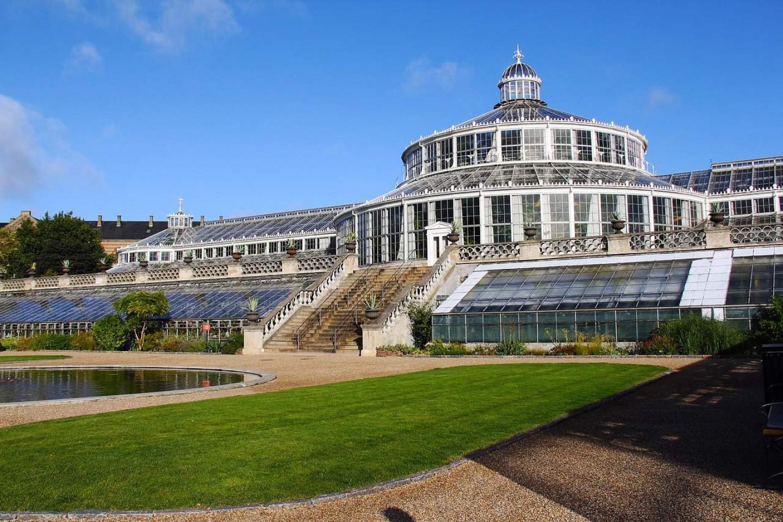 Copenhagen University Gardens