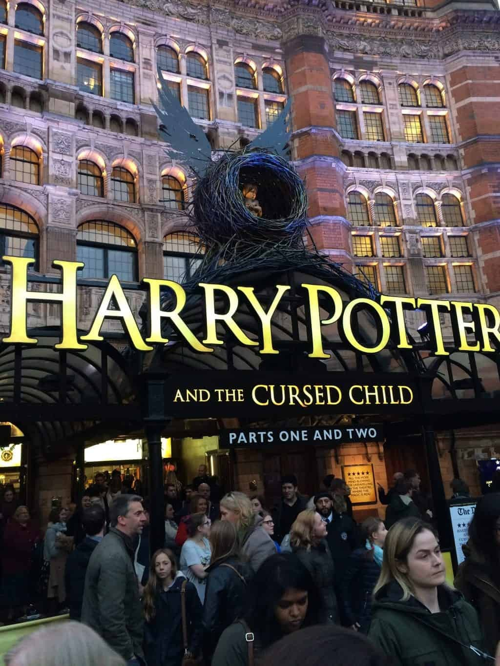 Harry Potter and the Cursed Child Review 2
