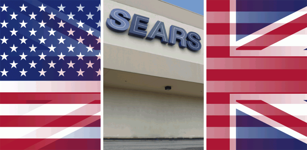 Is There a Sears in The UK