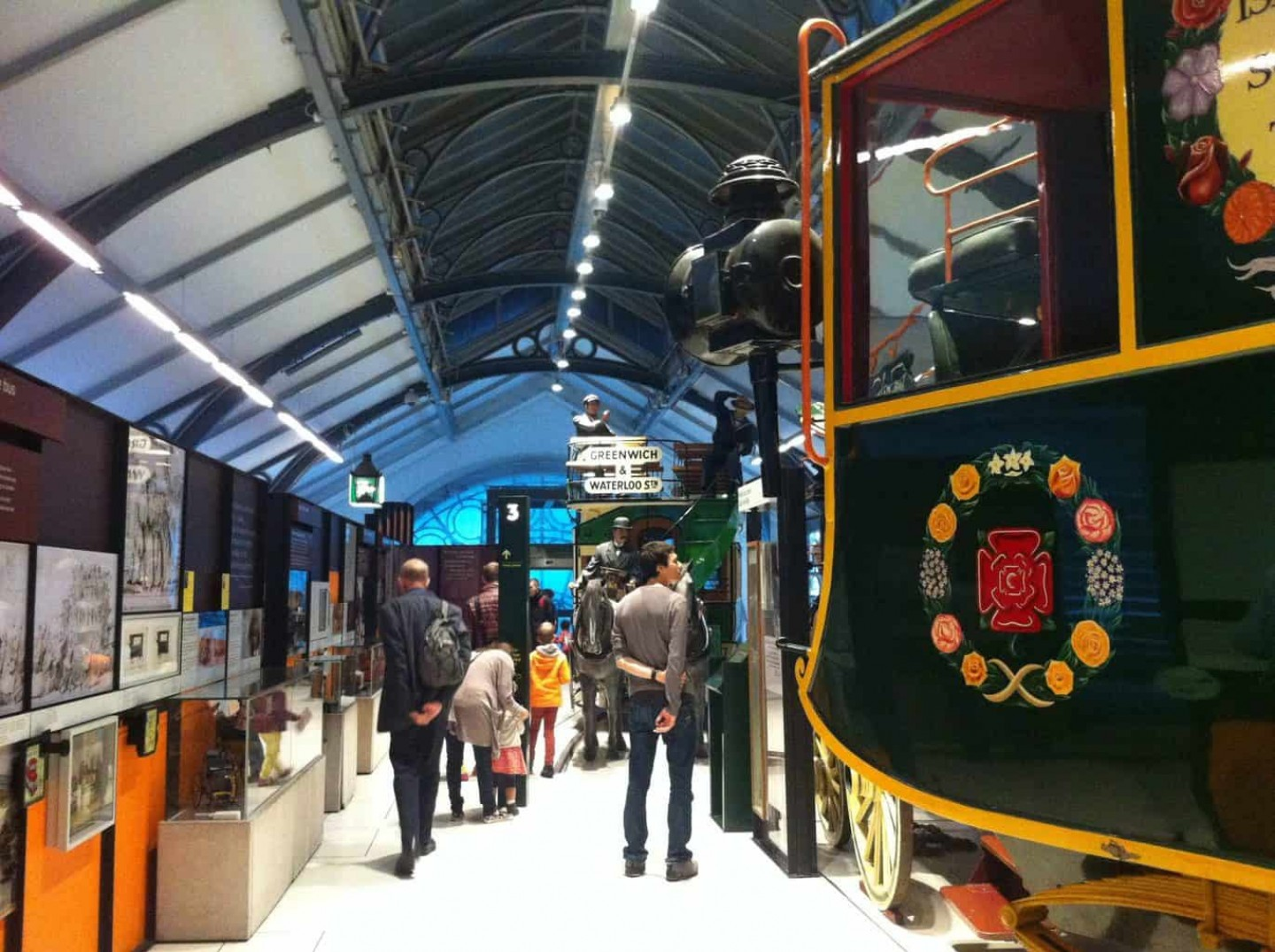 London Transport Museum Review