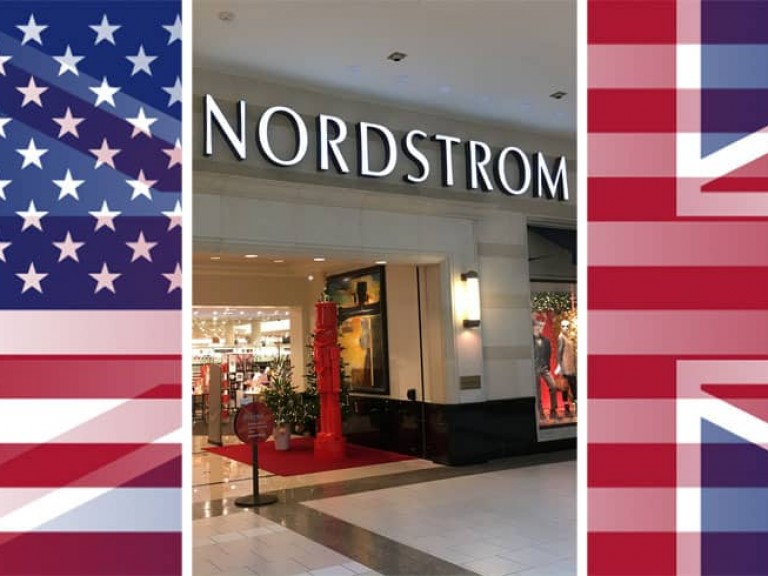 Is There a Nordstrom in The UK