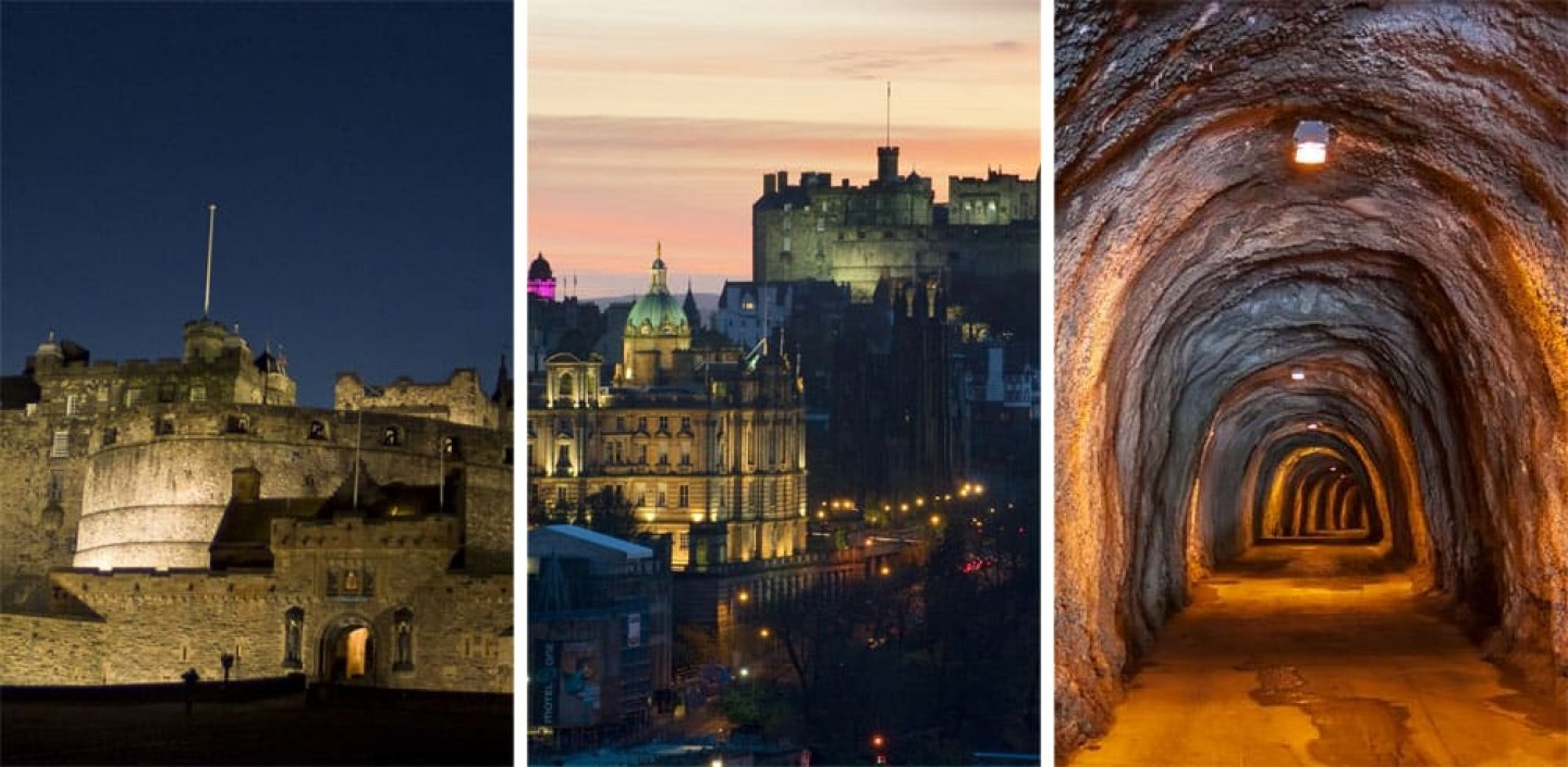 Things to Do in Edinburgh at Night