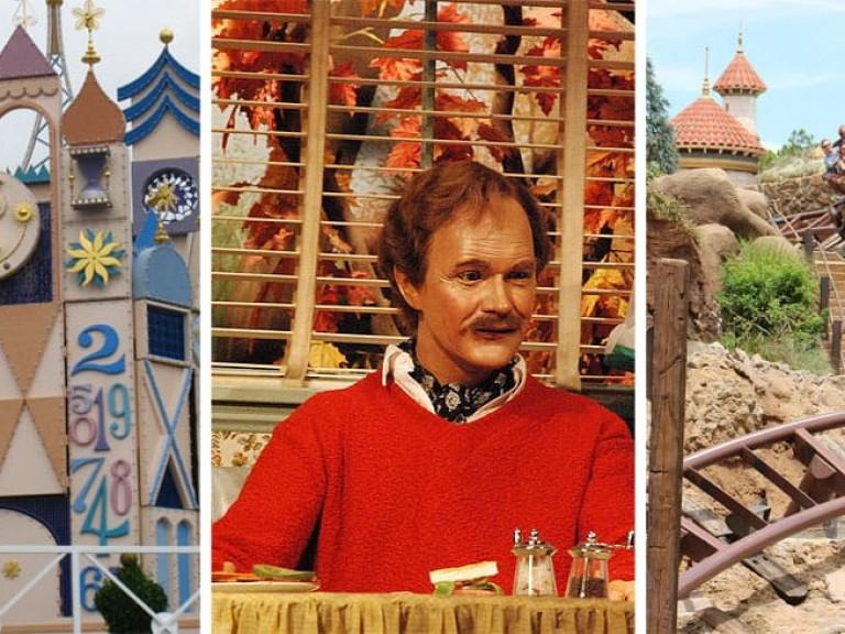 Best Rides at Magic Kingdom