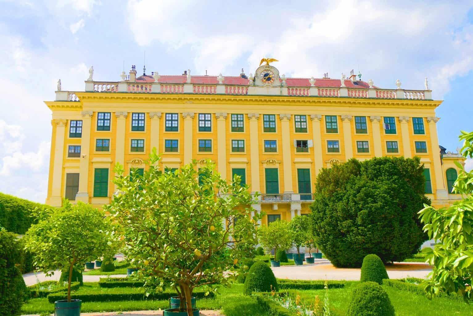 Vienna-Schonbrunn-Palace