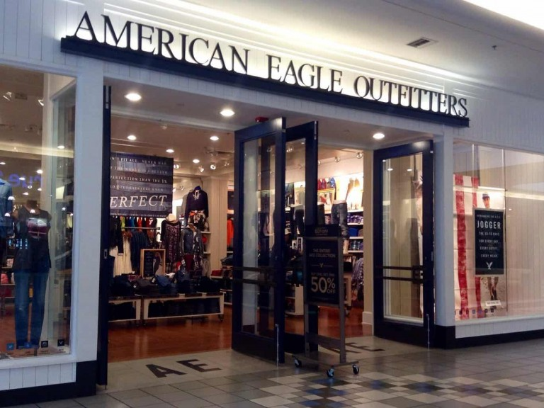 is-there-an-american-eagle-in-london
