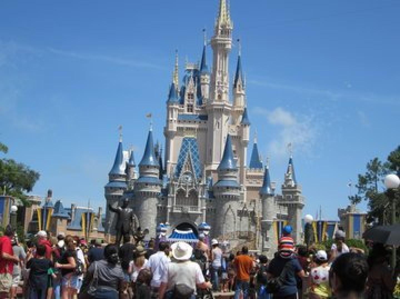 Disney World resized