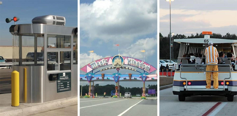 Avoid Parking Fees at Disneyworld