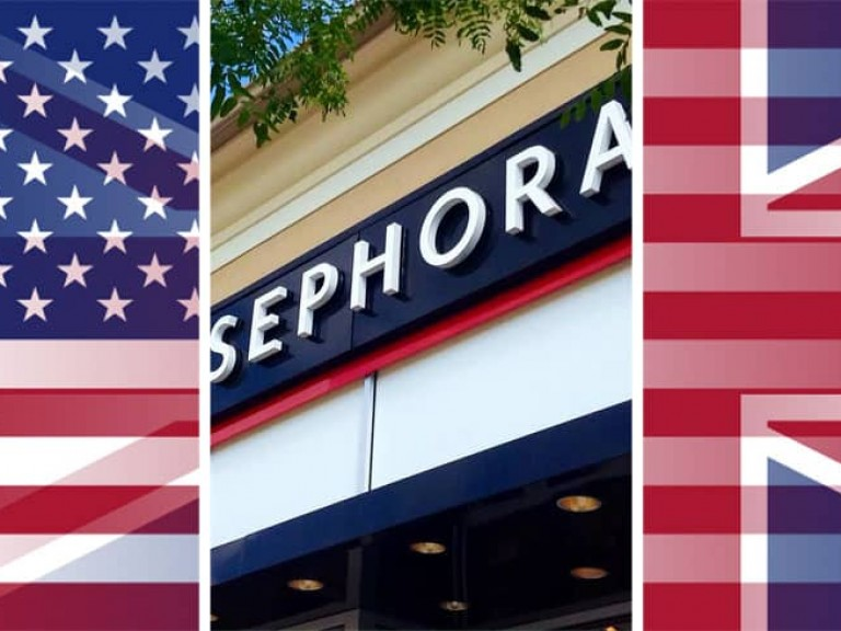 Is There a Sephora in The UK