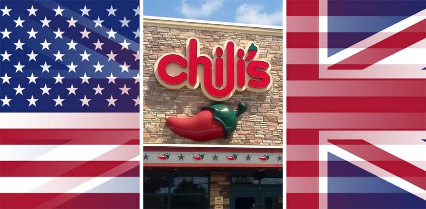 Is There a Chilis in The Uk