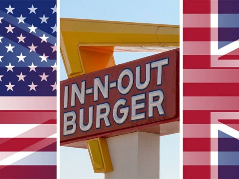 Is There a In n Out Burger in The UK