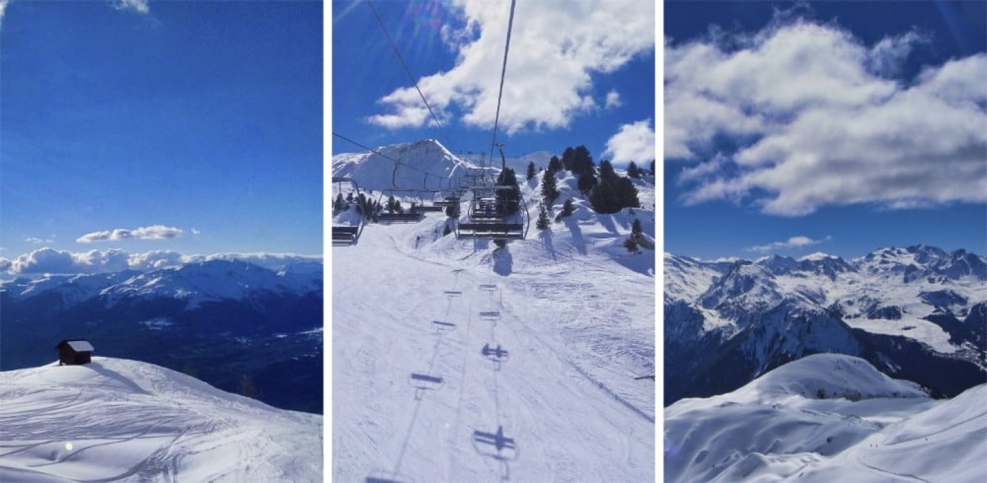 The Must-Have Guide to Skiing in Les Arcs and Peisey-Vallandry