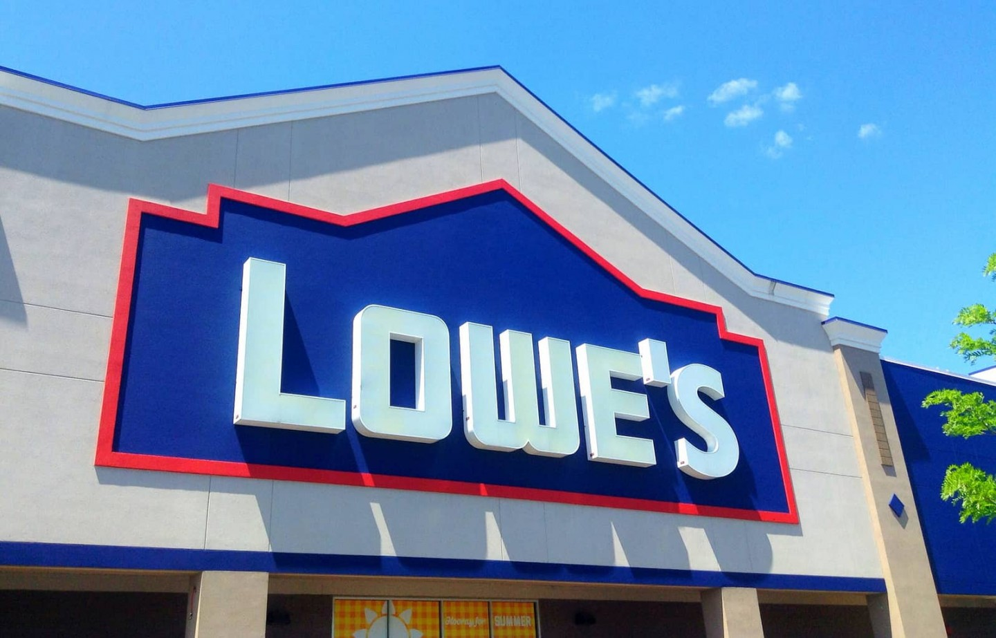 Lowe's in the UK 2