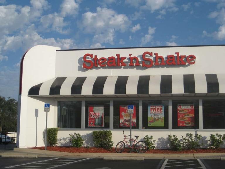 Steak n Shake in London