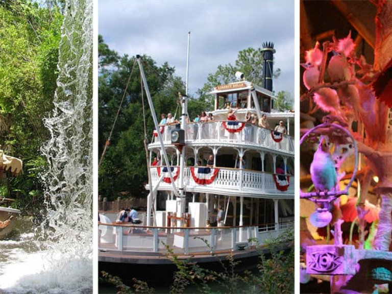 Rides for Babies and Infants at Magic Kingdom