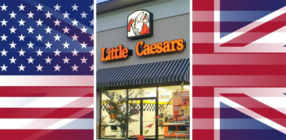 Is There a Little Caesars in The Uk