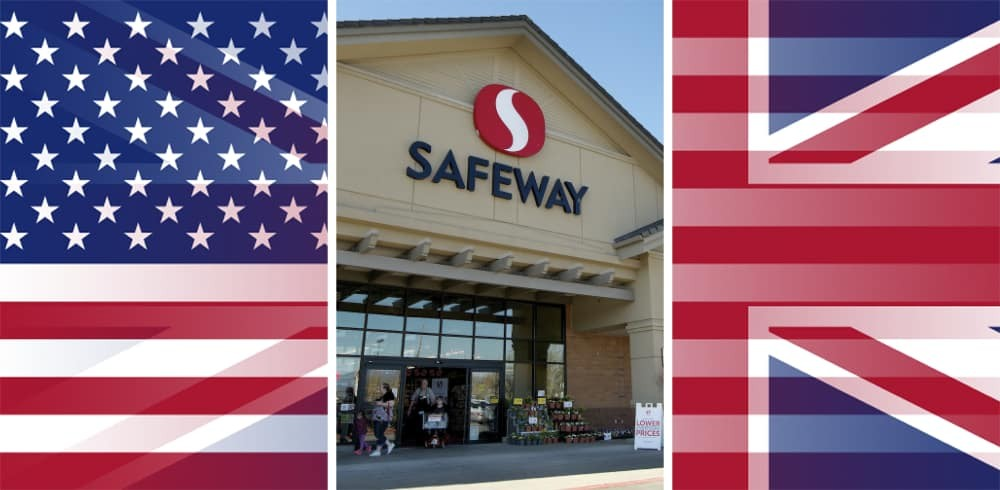 Is There a Safeway in The UK