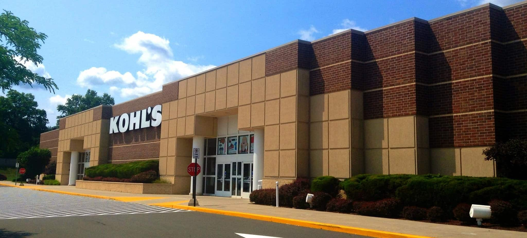 Is there a Kohls in England