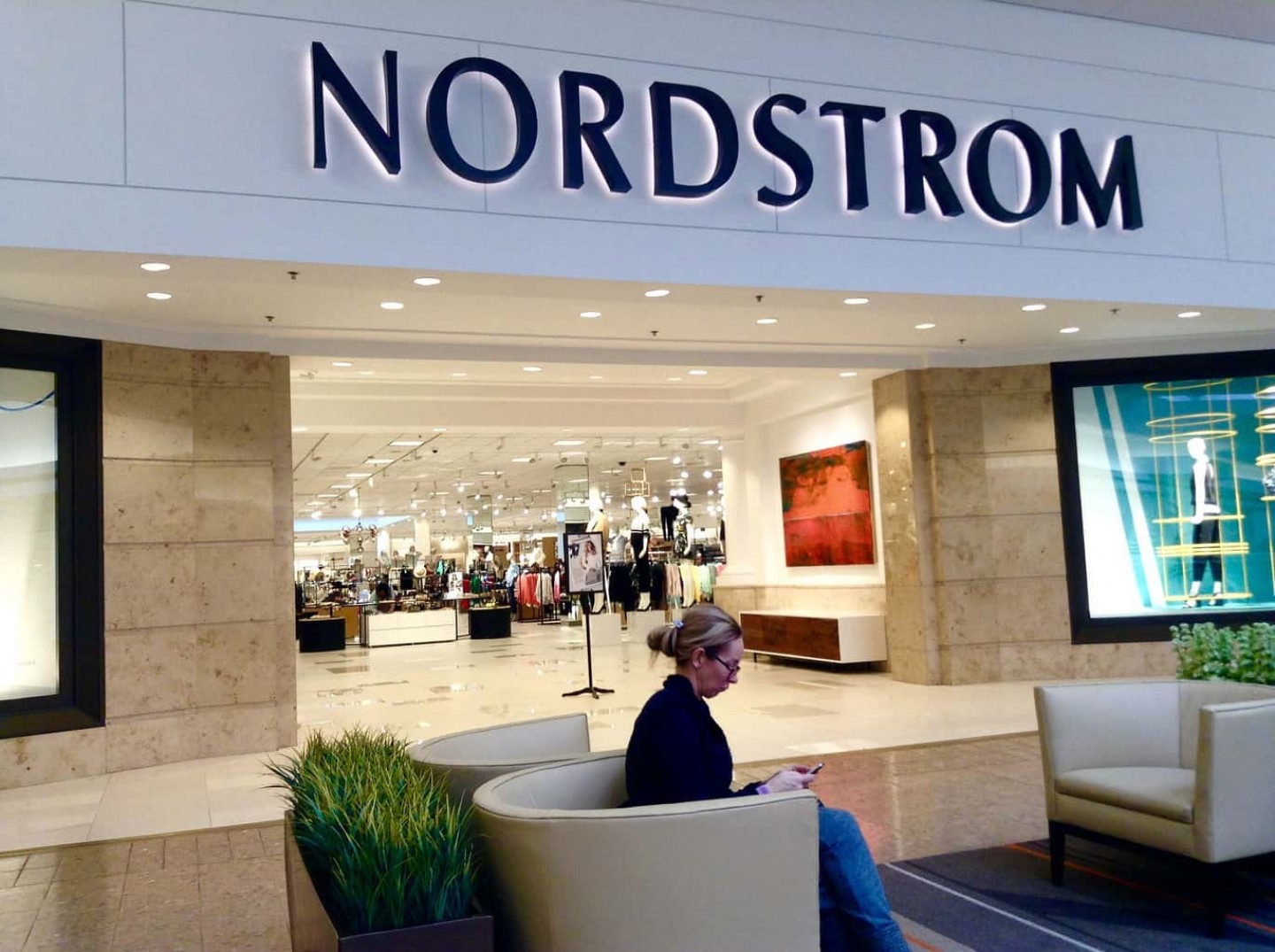Nordstrom in the UK 2