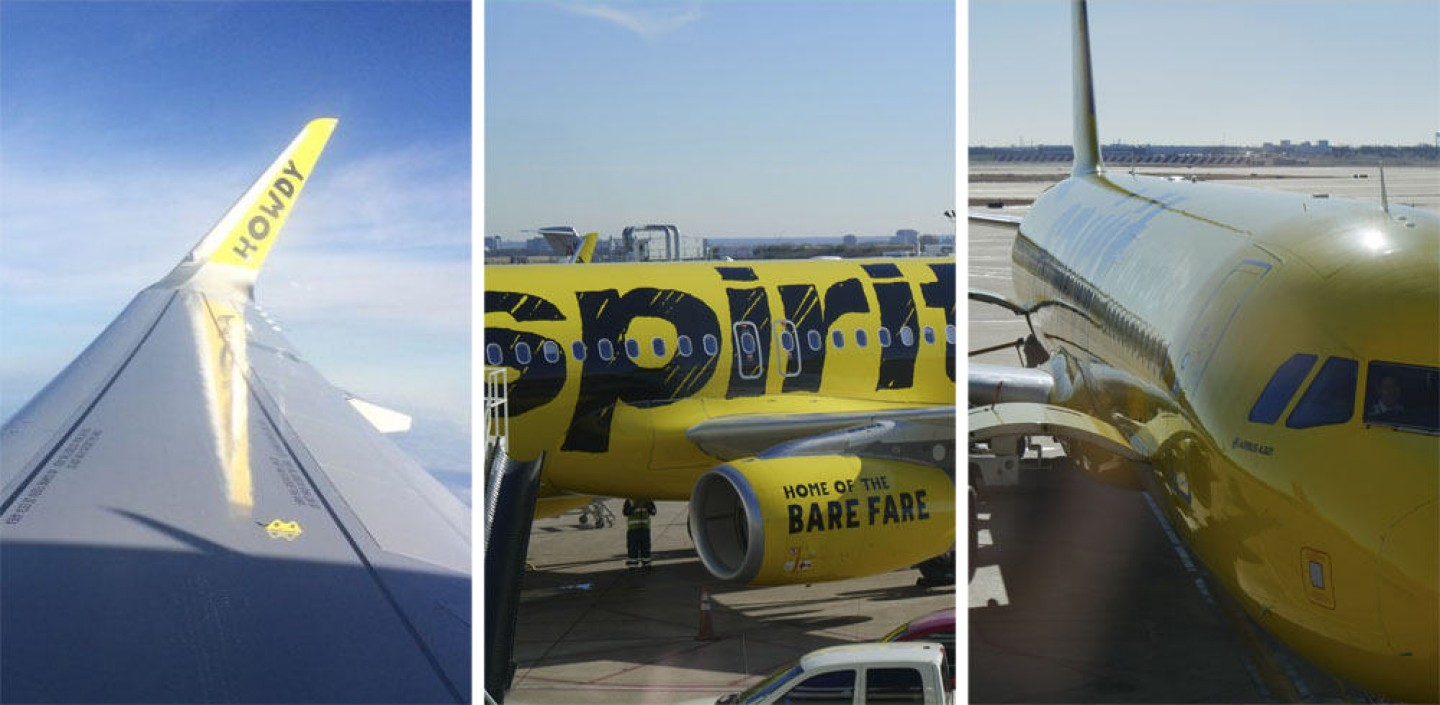 Spirit Airlines Review